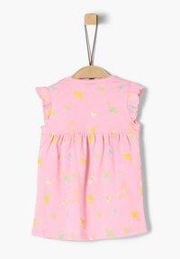 s.Oliver - Jersey dress - light pink aop - 2