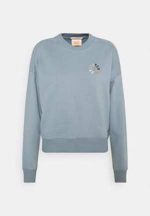 LOOSE FIT CREW NECK - Felpa - french blue