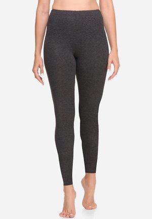 Legging - dark grey melange