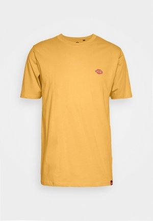 STOCKDALE - Print T-shirt - apricot