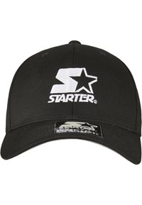 Starter - LOGO FLEXFIT - Cap - black - 2