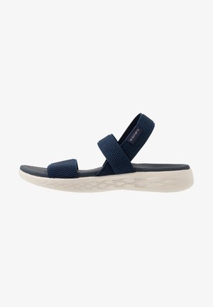 ON-THE-GO 600 FLAWLESS - Sandalias de senderismo - navy