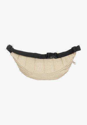 HASET 1 - Bum bag - mineral beige