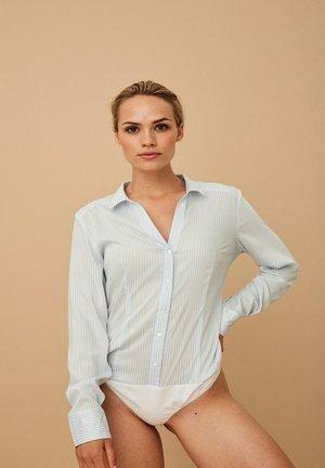 Skjortebluser - cool blue