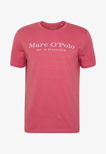 SHORT SLEEVE ROUND NECK - T-shirt med print - baroque rose