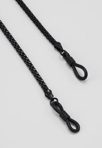 Le Specs - CHUNKY BLACK CHAIN - Other accessories - black - 2