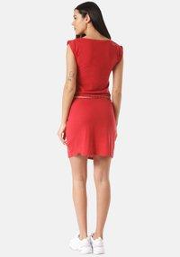 Ragwear - Day dress - red - 1