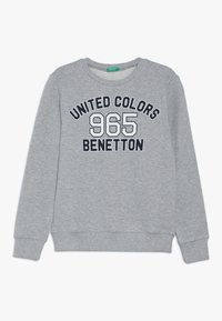 Benetton - Sweatshirts - grey - 0