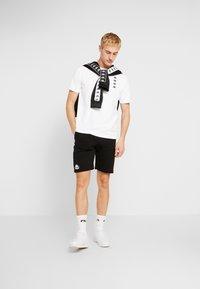 Kappa - GEWORG - T-shirt con stampa - bright white - 1