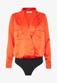 4th & Reckless - MAE - Blouse - orange - 4
