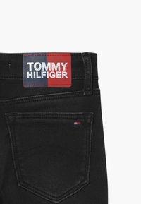 Tommy Hilfiger - NORA SKINNY - Jeans Skinny Fit - black denim - 2