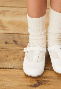 Next - Ballet pumps - white - 0