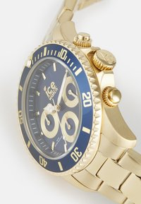 Ice Watch - Chronograph watch - gold-coloured/blue - 4