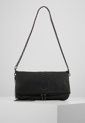 ROCK SAVAGE - Clutches - noir