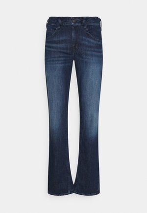 OREGON - Straight leg jeans - denim blue
