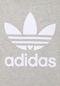 adidas Originals - BLOCKED UNISEX - Luvtröja - black/white - 6