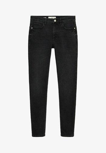 KIM - Jeans Skinny Fit - black denim