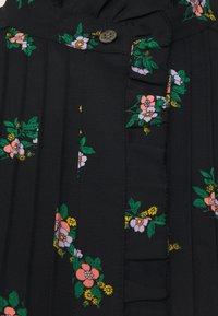 Tory Burch - RUFFLE FRONT CORA - Košilové šaty - daybreak ditsy - 7