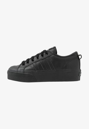NIZZA SPORTS INSPIRED SHOES - Trainers - core black