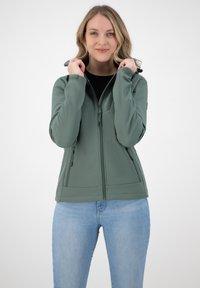 Kjelvik - Light jacket - green - 0