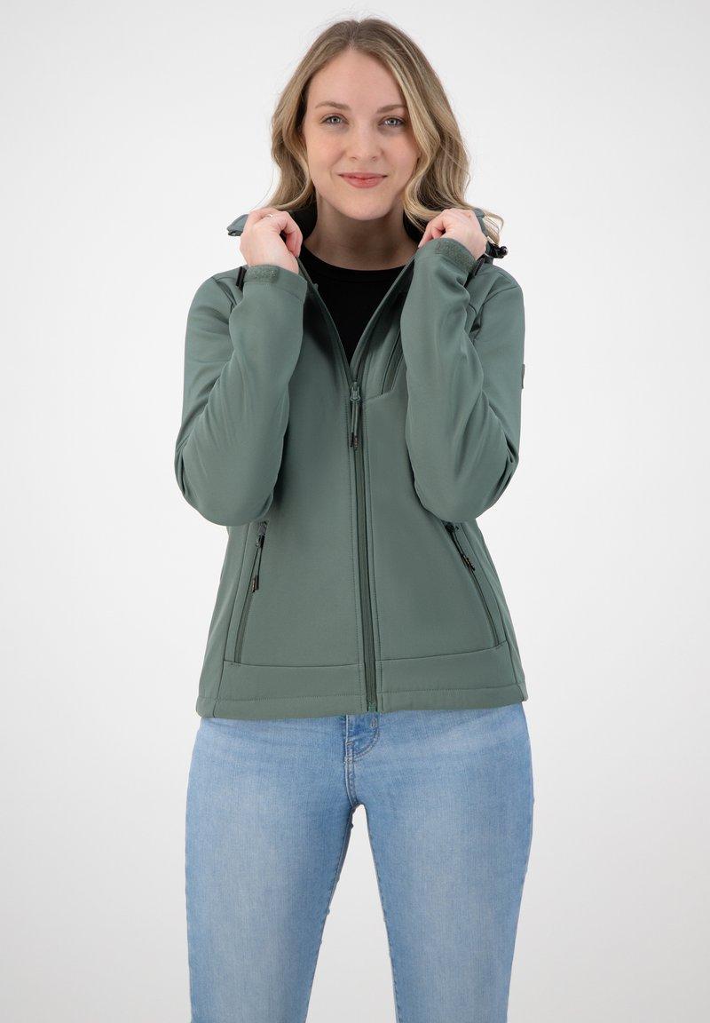 Kjelvik - Light jacket - green