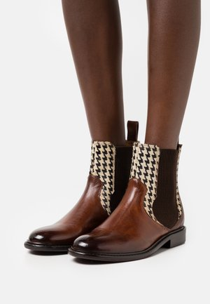 SALLY 113 - Classic ankle boots - brown