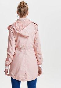 ONLY - EINFARBIGER - Summer jacket - cameo rose - 2