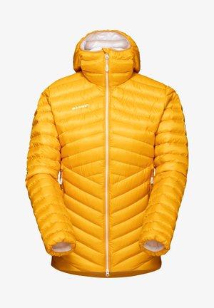 BROAD PEAK - Down jacket - golden
