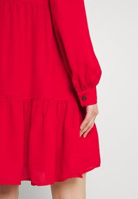 Molly Bracken - LADIES WOVEN DRESS - Cocktail dress / Party dress - red - 5