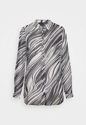 CLOUIS  - Button-down blouse - white
