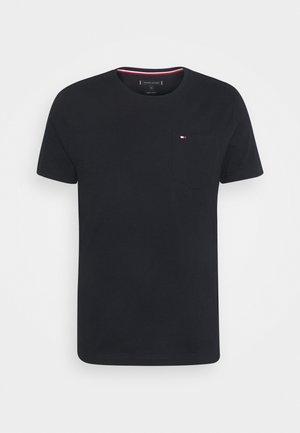 CLASSIC POCKET TEE - Basic T-shirt - desert sky