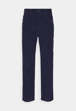 TROUSERS - Tygbyxor - patriot blue