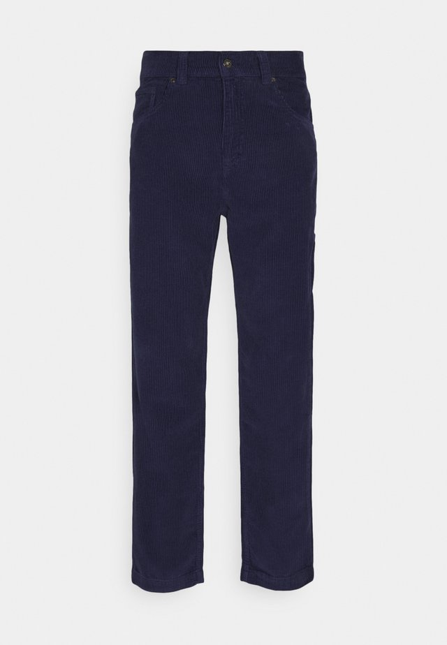 TROUSERS - Pantalon classique - patriot blue