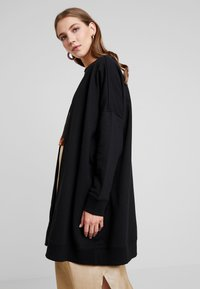 Monki - CAMILLA CARDIGAN - Collegetakki - black - 3