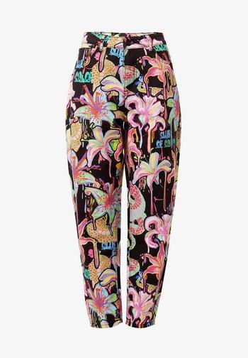 DESIGNED BY MARIA ESCOTÉ - Slim fit jeans - black