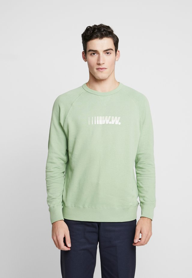 HESTER  - Sweatshirt - dusty green