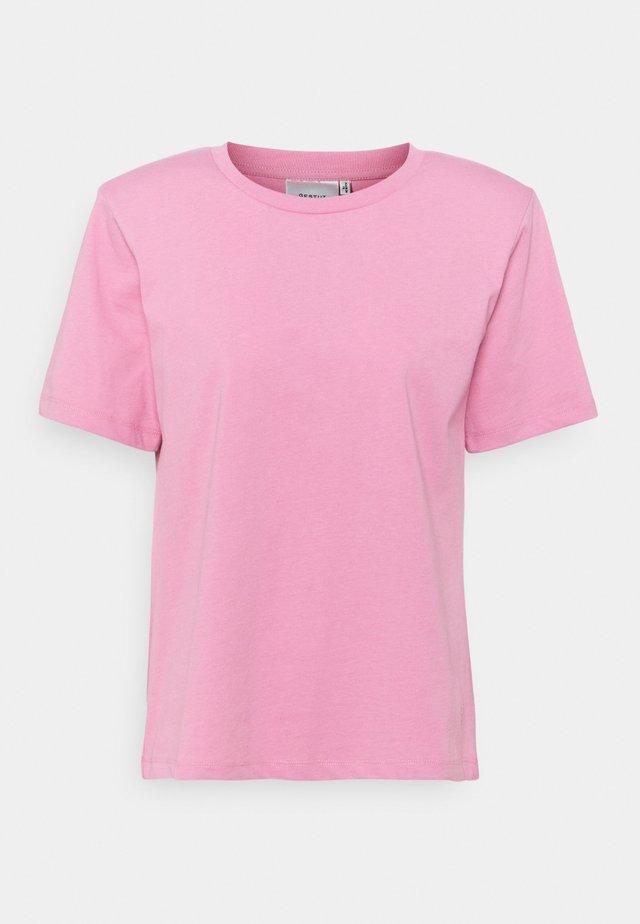 JORY TEE - Basic T-shirt - rose