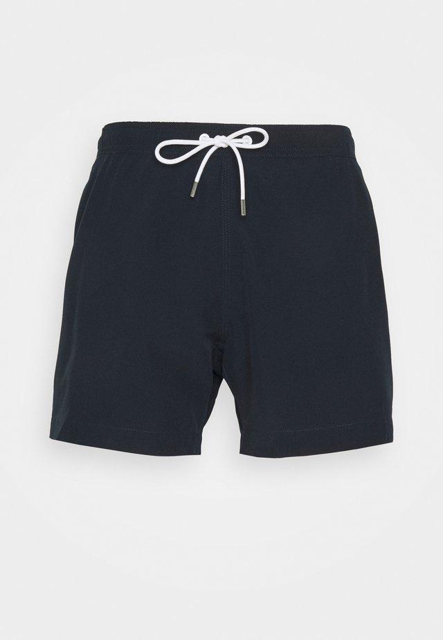 TRUNK SOLID - Shorts da mare - dark midnight