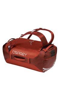 Osprey - TRANSPORTER - Reisetasche - ruffian red - 2