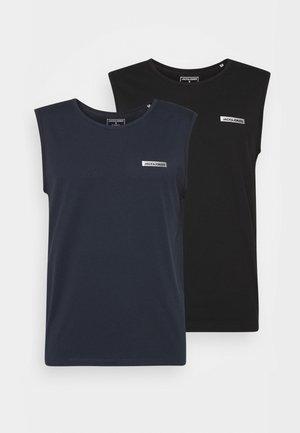 JCOZSLEEVELESS 2PACK - Top - black/navy blazer