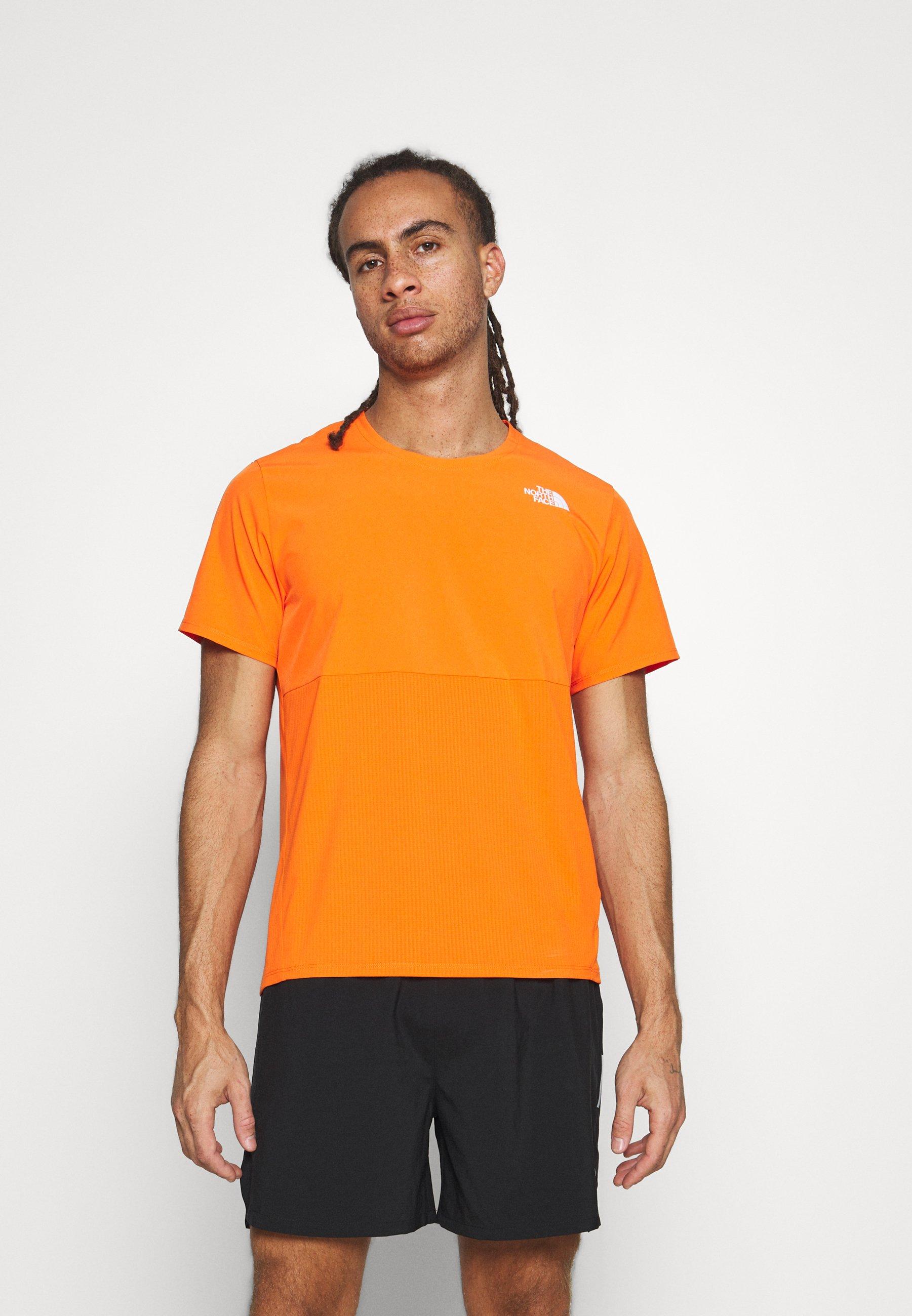 Men TRUE RUN - Print T-shirt