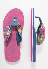 TOM TAILOR - Sandály s odděleným palcem - blue - 0