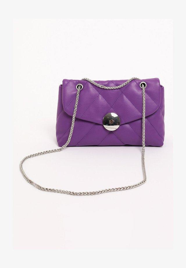 Borsa a tracolla - violett