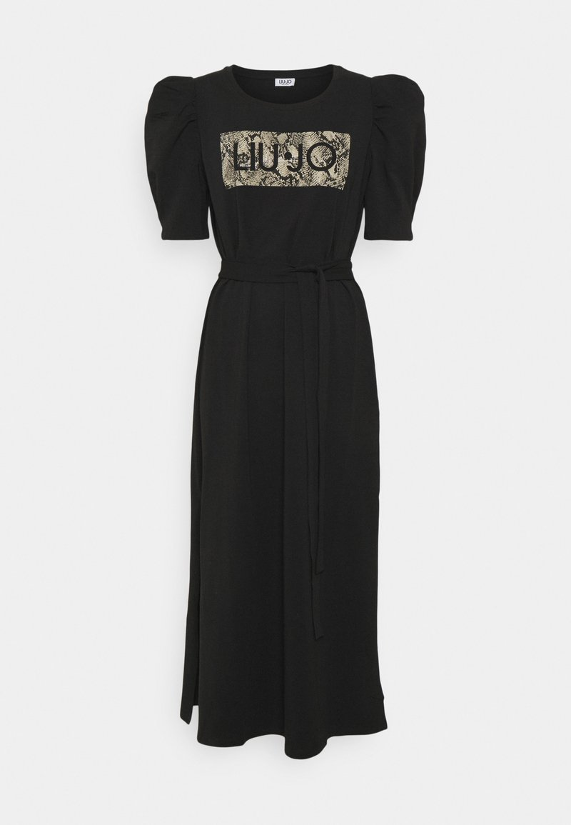 Liu Jo Jeans - ABITO UNITA - Jersey dress - nero