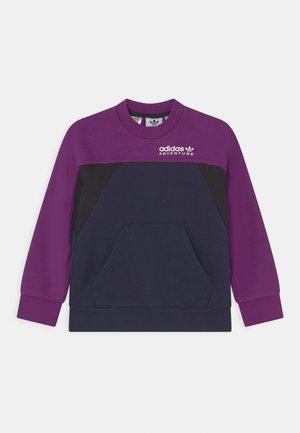 CREW UNISEX - Sweatshirt - glory purple