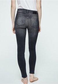 ARMEDANGELS - TILLY - Slim fit jeans - grey wash - 2