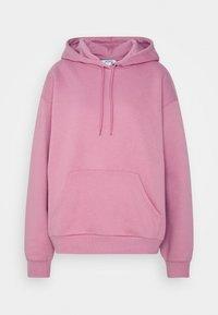 Monki - Hoodie - pink - 0