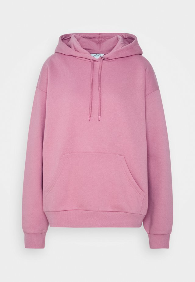 ODA - Bluza z kapturem - pink