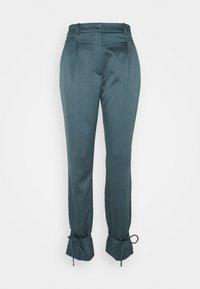 Bruuns Bazaar - HORTENSIA JOKI PANT - Kalhoty - night shadow - 0