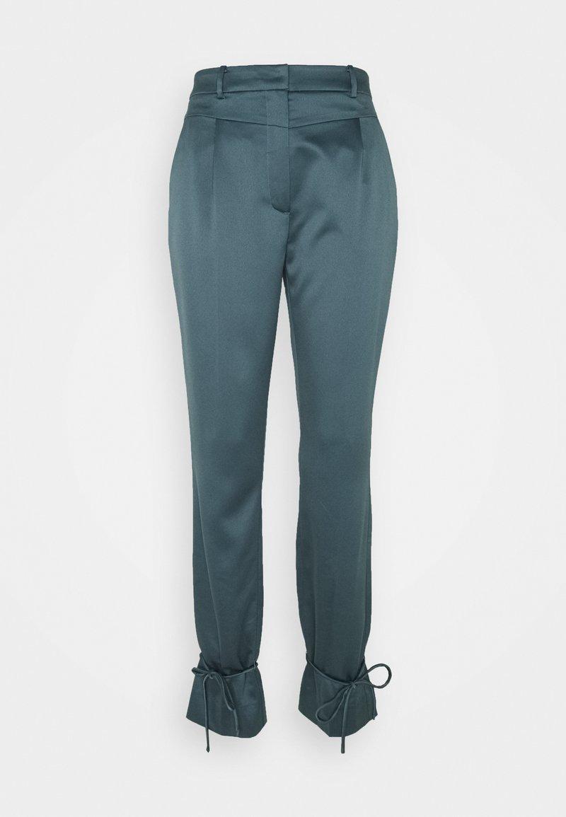 Bruuns Bazaar - HORTENSIA JOKI PANT - Kalhoty - night shadow